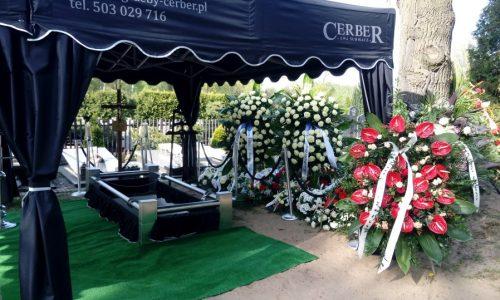 Pogrzeb CERBER