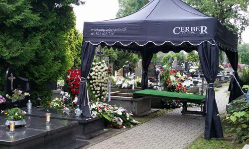 Usługi cmentarne CERBER