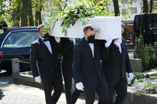 Pogrzeby dzieci Warszawa